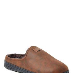 DF by Dearfoams Mountain Clog Slippers with Memory Foam (Men's)   Walmart (US)