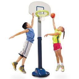 Little Tikes Adjust 'n Jam Pro Basketball Set | Walmart (US)