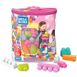Mega Bloks First Builders Big Building Bag with Big Building Blocks, Building Toys for Toddlers (... | Walmart (US)