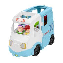 Fisher-Price Little People Disney Pixar Toy Story RV with Buzz & Jessie Figures | Walmart (US)