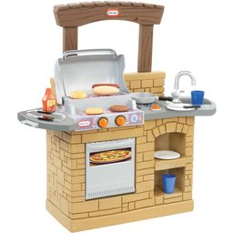 Little Tikes Cook 'n Play Outdoor BBQ Grill Play Set | Walmart (US)