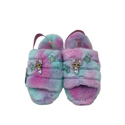 L.O.L. Surprise! Holiday Gift Box - Fluffy Spa Slippers with Fun Surprises(Toddler & Little Girls... | Walmart (US)