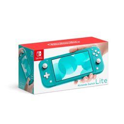 Nintendo Switch Lite Console, Turquoise | Walmart (US)