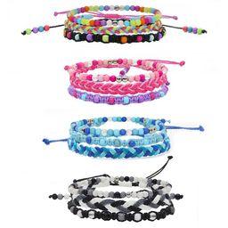 12 VSCO Bracelets for Teen Girls, Kids Friendship Bracelets for Girls, Party Favors for Pre Teen ... | Walmart (US)