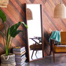 Wood Leaner Mirror by Drew Barrymore Flower Home | Walmart (US)