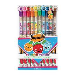 Scentco Graphite Smencils - HB #2 Scented Pencils, 10 Count   Walmart (US)