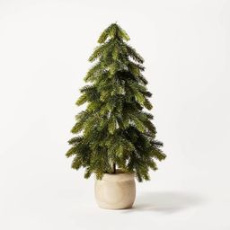 2ft Artificial Plain Wood Vessel Tree - Threshold™ designed with Studio McGee   Target