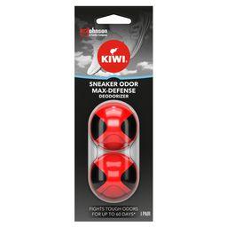KIWI Sneaker Odor Max Defense Deodorizer, Shoe Deodorizer BallsPack - 3   Walmart (US)