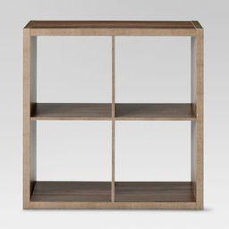 "13"" 4-Cube Organizer Shelf - Threshold™ | Target"