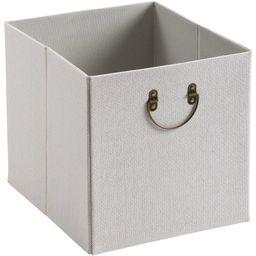 "Better Homes & GardensFabric Cube Storage Bin (12.75"" x 12.75"") - Cross Hatch | Walmart (US)"