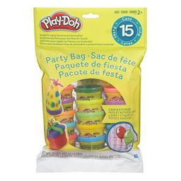 Play-Doh Party Bag Includes 15 Colorful Cans of Play-Doh, 1 Ounce Cans   Walmart (US)