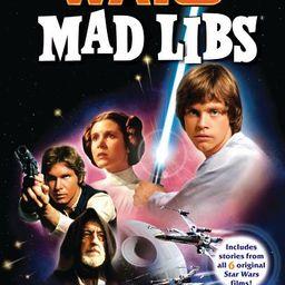 Star Wars Mad Libs (Paperback) | Walmart (US)