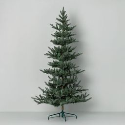 Pre-Lit Artificial Christmas Tree - Hearth & Hand™ with Magnolia | Target