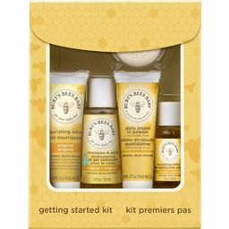 Burt's Bees Baby Getting Started Gift Set, 5 Trial Size Baby Skin Care Products   Walmart (US)