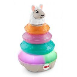 Award Winning Fisher-Price Linkimals Lights & Colors Llama, Musical Stacking Toy   Walmart (US)