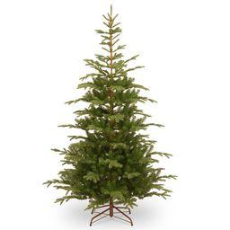 7.5' Green Spruce Artificial Christmas Tree | Wayfair North America