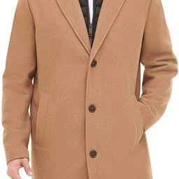 Dockers Men's The Henry Wool Blend Top Coat   Amazon (US)
