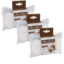 Spongeables Skinutrients Moisturizing Body Wash in a Sponge, Coconut Colada, With Bonus Travel Ba...   Amazon (US)