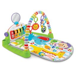 Fisher-Price Deluxe Kick & Play Piano Gym | Target