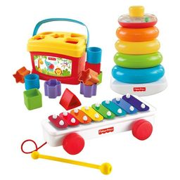 Fisher-Price Classic Infant Trio Gift Set | Target