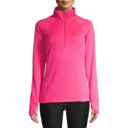 Avia Women's Active Textured 1/4 Zip Pullover | Walmart (US)
