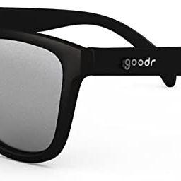 goodr OG Sunglasses (no slip, no bounce, all polarized)   Amazon (US)