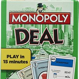 Monopoly Deal Card Game   Amazon (US)