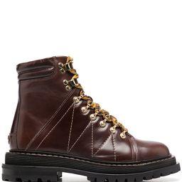 Elton ankle boots   Farfetch (UK)