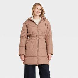 Women's Puffer Jacket - A New Day™ | Target