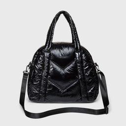 Zip Closure Puffer Tote Handbag - Wild Fable™ | Target