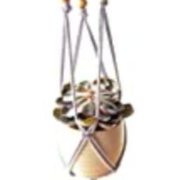 Plant Hanger, Macrame Plant Hanger, Special hanging planter, macrame plant holder, fabric Art, boho    Amazon (US)
