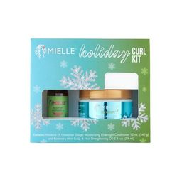 Mielle Organics Rosemary Mint Oil & Moisture RX Conditioner Holiday Gift Set - 2ct   Target