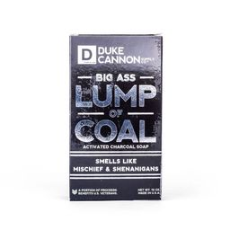 Duke Cannon Big Ass Lump of Coal Bar Soap - 10oz   Target