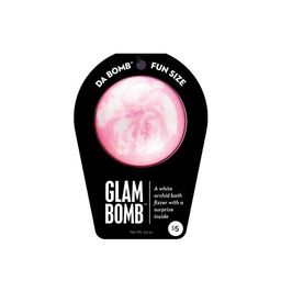 Da Bomb Bath Fizzers Glam Bath Bomb - 3.5oz   Target