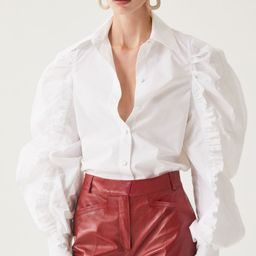 Voluminous Cotton Shirt               $79.99 | H&M (US)