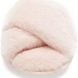 Victoria Faux Fur Slipper | Nordstrom