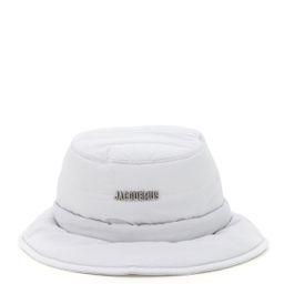 JACQUEMUS LE BOB DOUDOUNE BUCKET HAT OS Grey Technical | Coltorti Boutique