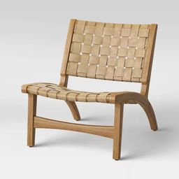 Ceylon Woven Accent Chair - Opalhouse™ | Target