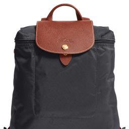 Longchamp 'Le Pliage' Backpack - Grey | Nordstrom