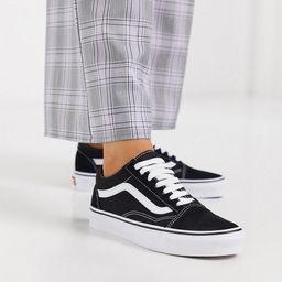 Vans Classic Old Skool black sneakers | ASOS (Global)