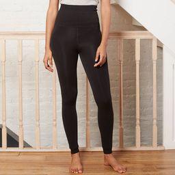 Women's Seamless High-Waist Faux Fur Lined Leggings - A New Day™ | Target