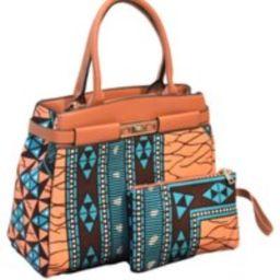African Bag, African Print Bag & Wallet, Bag, Ankara with Purse, Purse   Etsy (US)