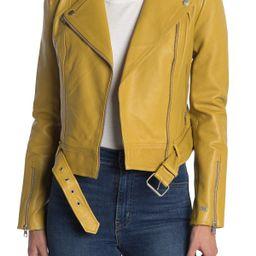 Soia & Kyo Leather Moto Jacket at Nordstrom Rack | Hautelook