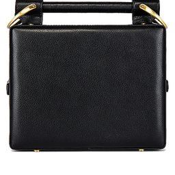 Sancia The Janou Box Bag in Black. | Revolve Clothing (Global)