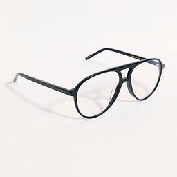 Tosca Blue Light Glasses by DIFF Eyewear at Free People, Black, One Size | Free People (US)