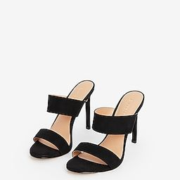 Madison Heeled Sandals   Express