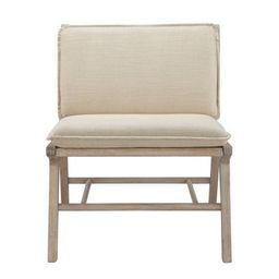 Melbourne Accent Chair Tan/Natural   Target