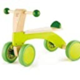 Hape Scoot Around Ride On Wood Bike | Award Winning Four Wheeled Wooden Push Balance Bike Toy for To | Amazon (US)