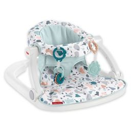 Fisher-Price® Sit-Me-Up Floor Seat in Grey/White | Bed Bath & Beyond