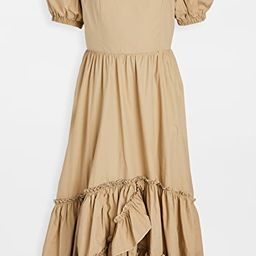 Tiered Midi Dress   Shopbop